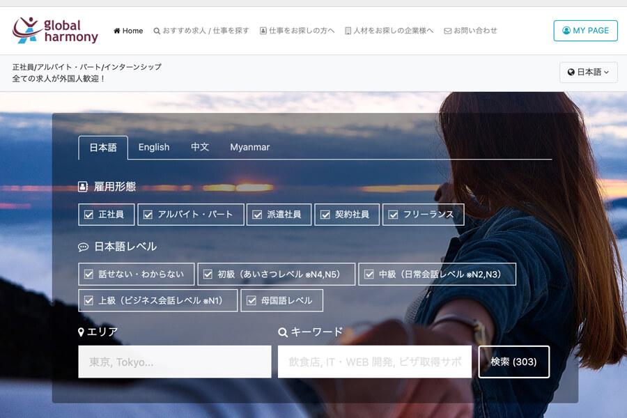 外国人採用・求人サイト