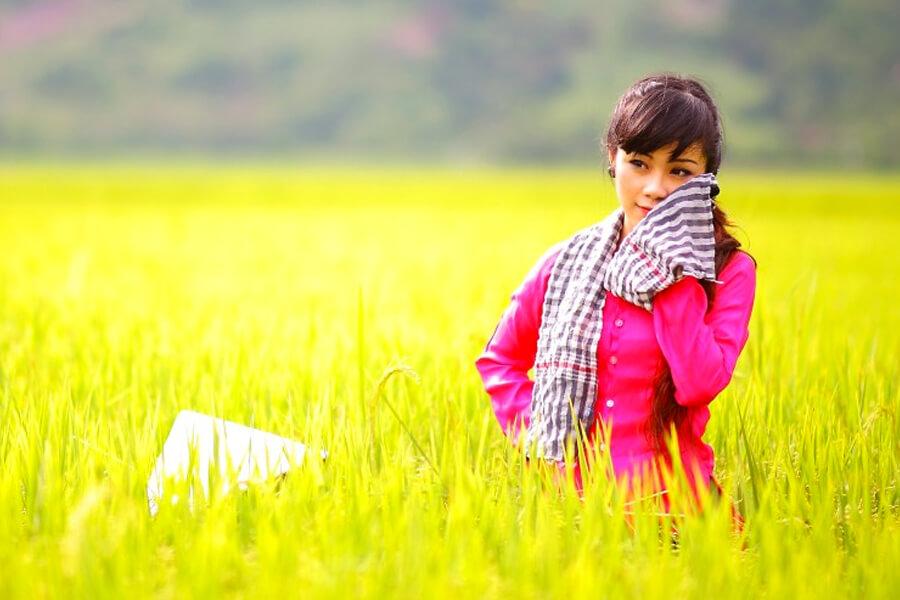 人手不足の農家支援